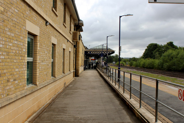 Malton Railway Station