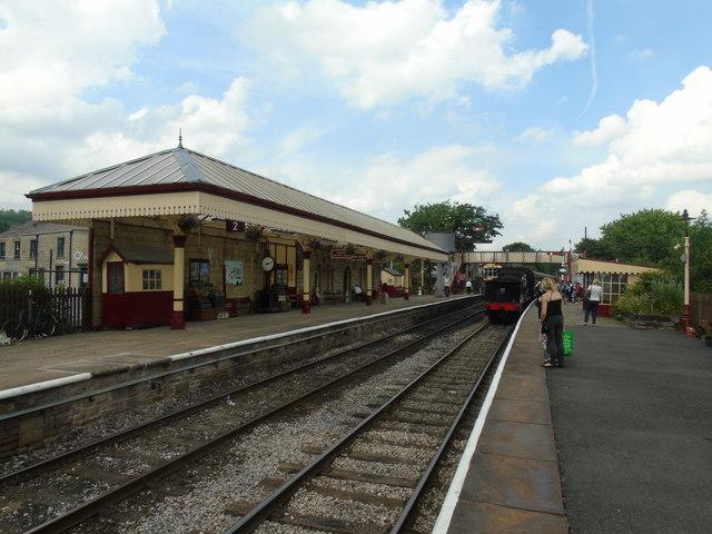 East Lancashire Railway at Ramsbottom