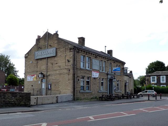 The Globe, Bramley - closed