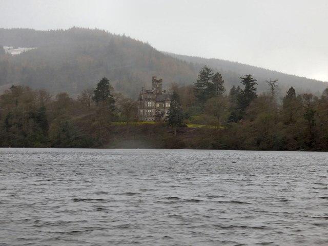 Arden House, Loch Lomond