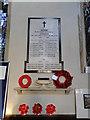 TM1245 : Sproughton War Memorial by Adrian S Pye