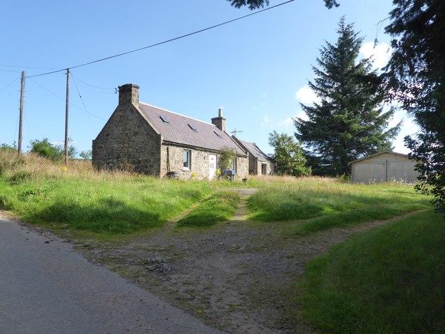 Muir of Coynach cottage