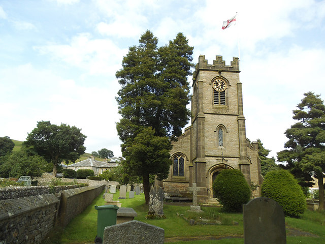 St Peter's Stainforth - west end