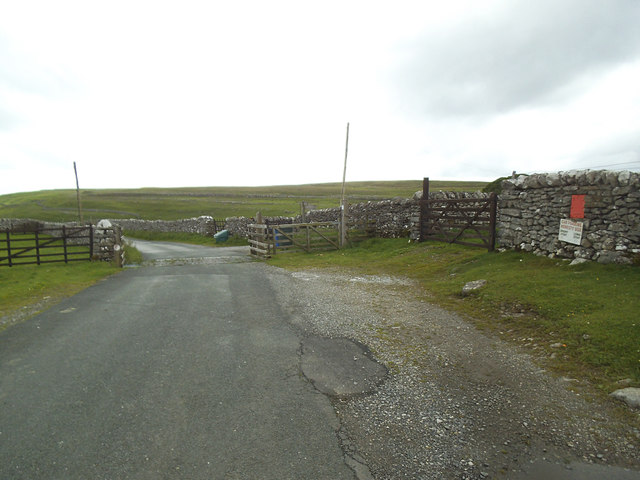 Cattle Grid at Dale Head