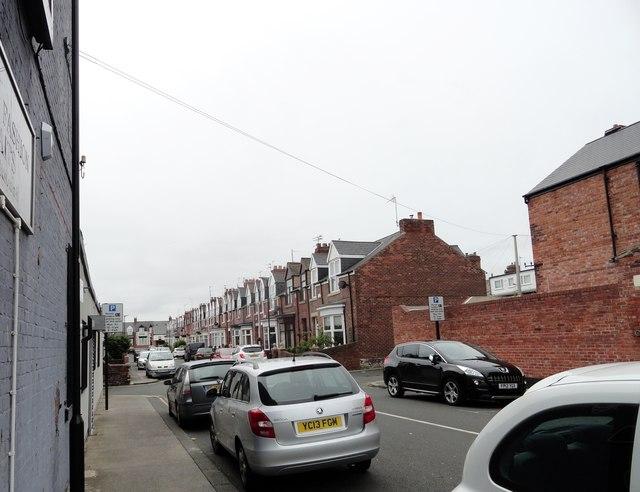 Jackson Street, Sunderland