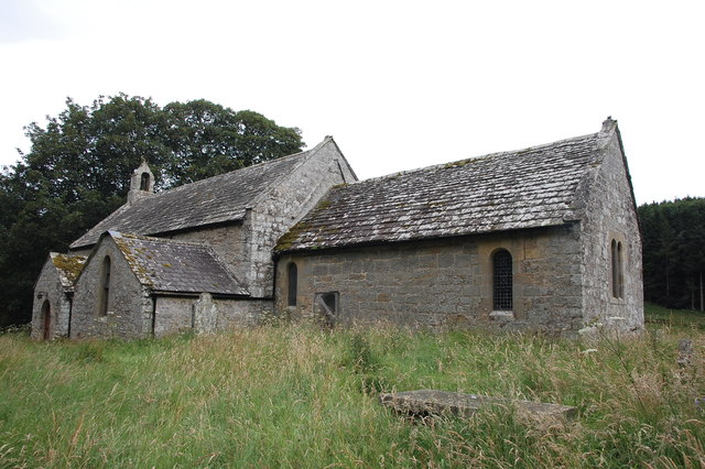 St Michael's Church, Alnham