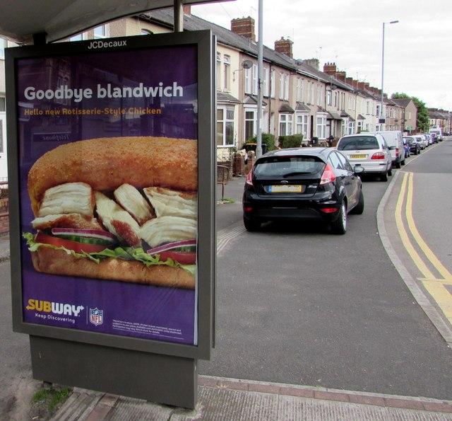 Goodbye blandwich, Crindau, Newport