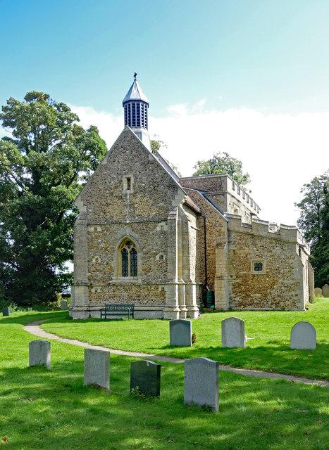 Church of All Saints, Eyeworth