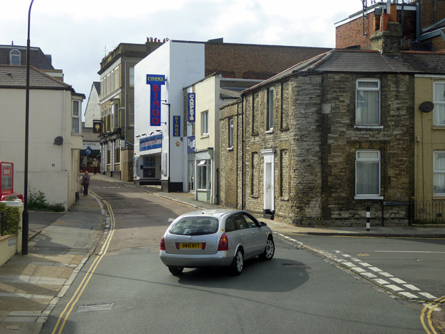 Corner of Star Street and George Street, Ryde