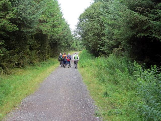 Llwybr Taf / Taff Trail