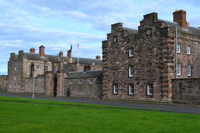 Berwick-upon-Tweed Barracks