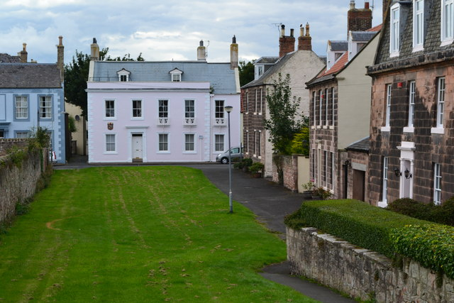 The Avenue, Berwick-upon-Tweed