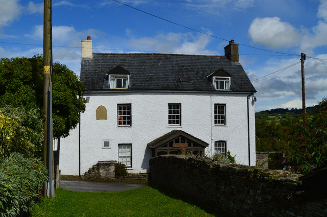 The former New Inn, Longtown