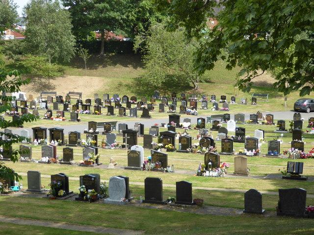 Kidderminster Cemetery