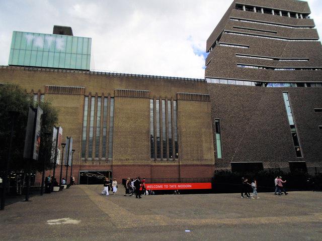 Tate Modern West Entrance