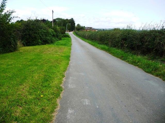 Hobsic Lane, Hall Green