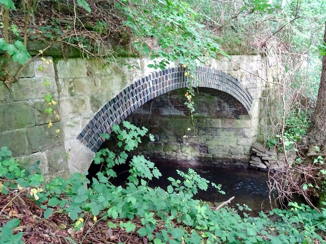 Ecclesbourne culvert under Wirksworth Road