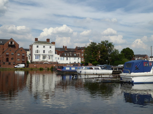 Canal Basin, Stourport