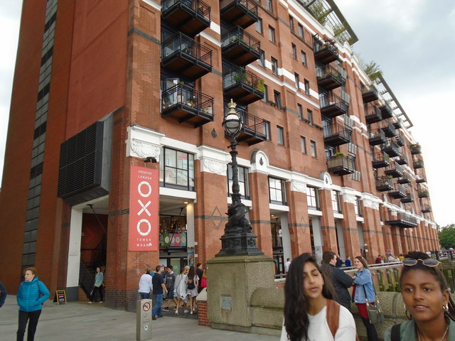OXO Tower Building