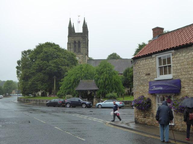 Church of All Saints Helmsley