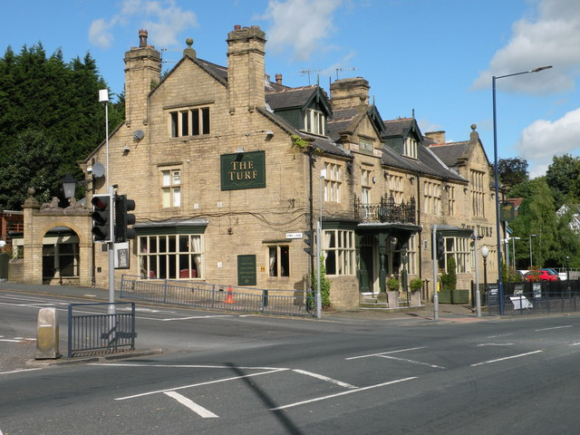 The Turf, Keighley Road