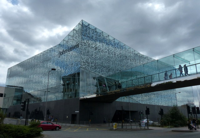John Lewis in Leicester