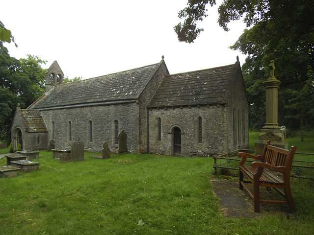 St  Mary, Conistone - south side