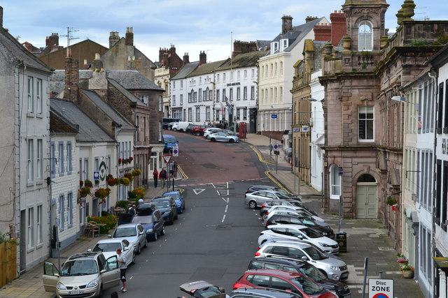 Sandgate, Berwick-upon-Tweed