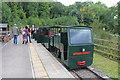 SJ6903 : Blists Hill Victorian Town - fireclay mine train by Chris Allen