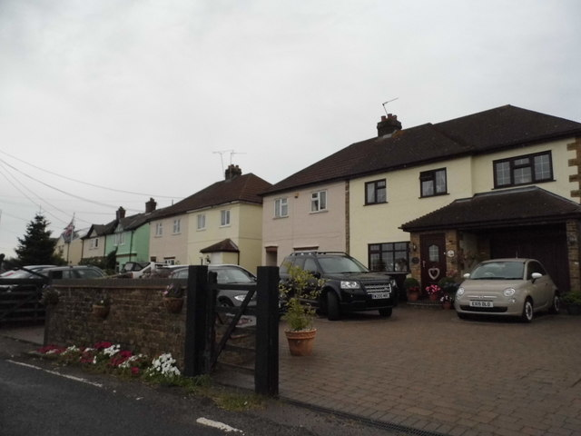House on Moreton Road, Clatterford End