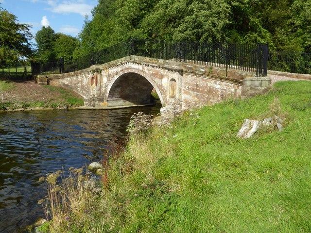Payne's Bridge, Chillington Park