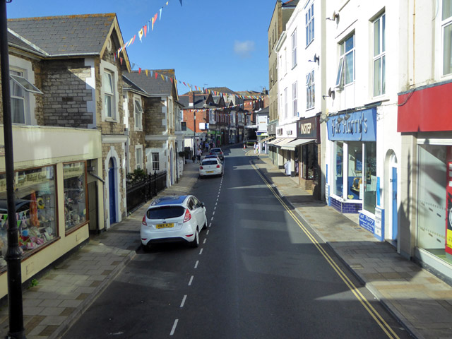 Sandown High Street