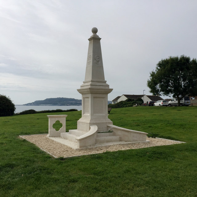 The Buxton Monument, Bincleaves Green, Weymouth