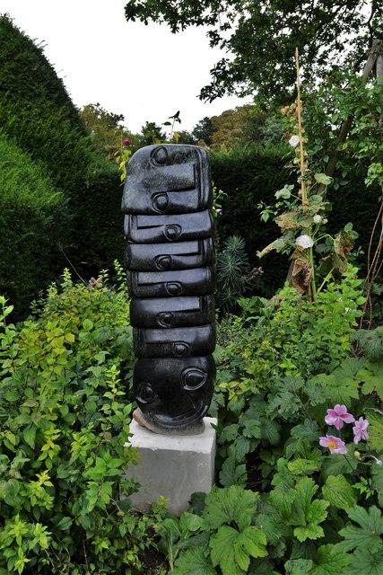 Dorney Court, August 2017 Sculpture Exhibition 4
