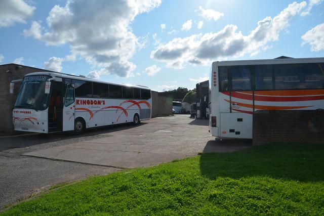 Tiverton : Kingdom's Tours Depot