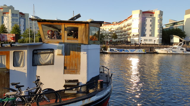 Bristol : Floating Harbour