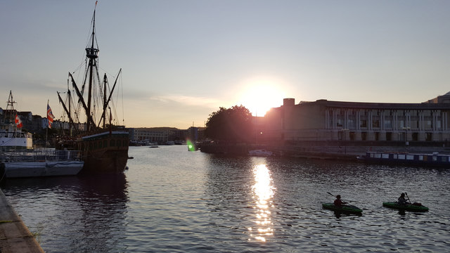 Bristol : Floating Harbour