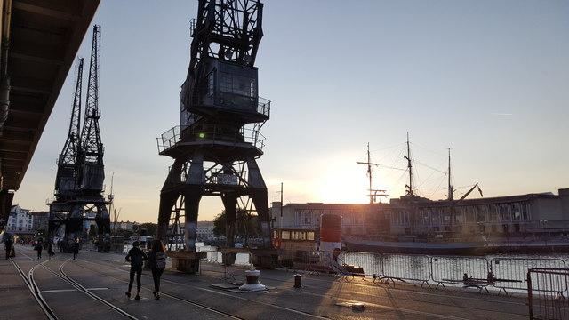 Bristol : Prince's Wharf