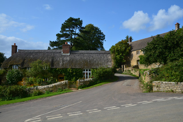 Powerstock : Village Road