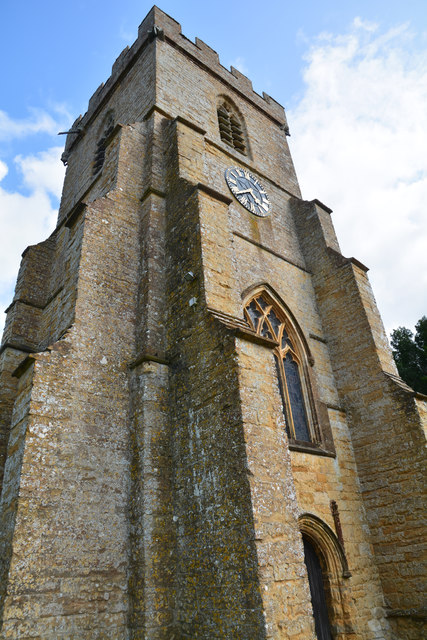 Powerstock : St Mary the Virgin