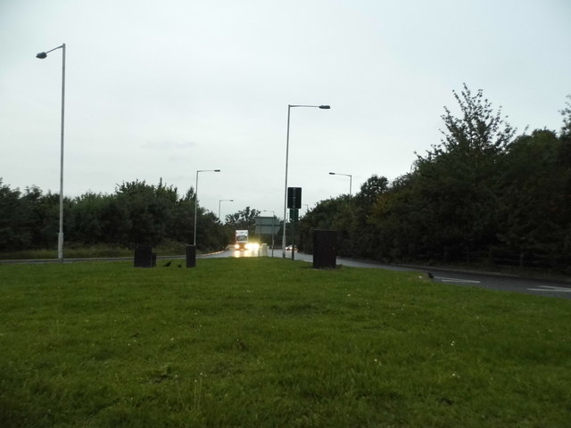 The Waterworks Roundabout, Woodford