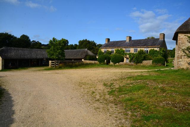 West Dorset : Wytherston Farm