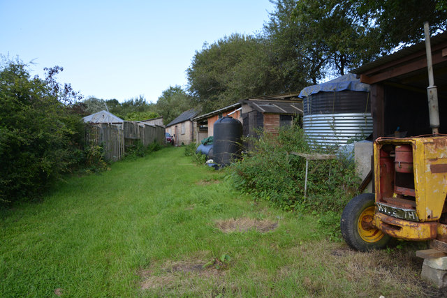 West Dorset : Gray's Farm