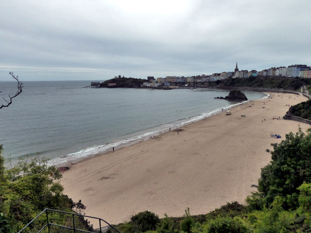 North Beach, Tenby