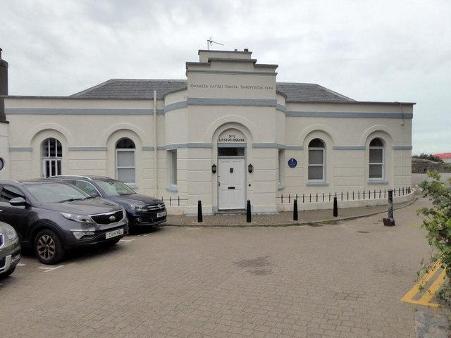 No. 1 Laston House, Tenby