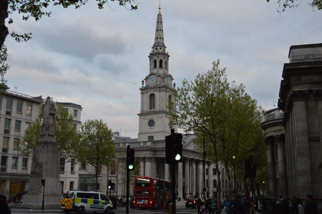 Church of St Martin in the Fields