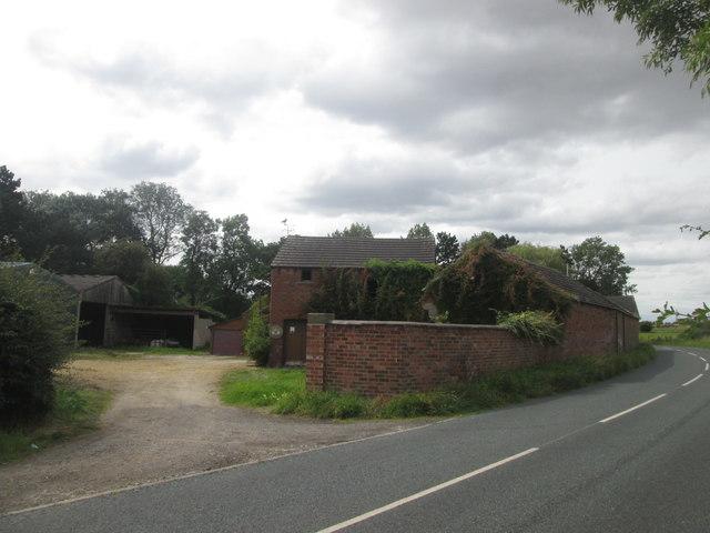 West Park Farm, near Hillam