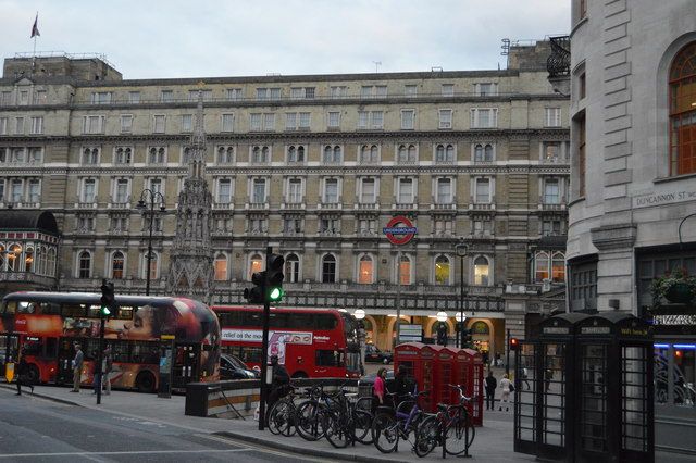 Charing Cross Hotel and Station