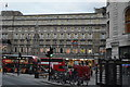 TQ3080 : Charing Cross Hotel and Station by N Chadwick
