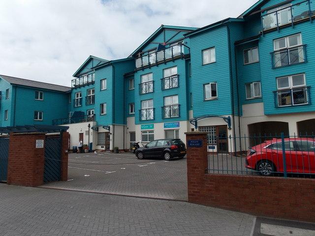 Pilot Wharf businesses, Exmouth